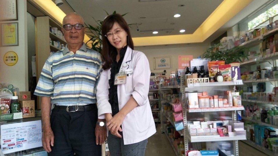 中市食安處推用藥整合服務 醫藥人員共同把關用藥安全。(記者劉明福翻攝)