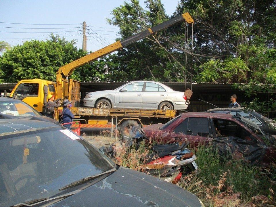 車輛遭查扣不領回就一切沒事?鴕鳥心態可能害慘你。(記者劉明吉翻攝)
