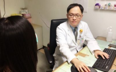 女子感染心內膜炎 心臟瓣膜被細菌吃掉。(記者張光雄翻攝)