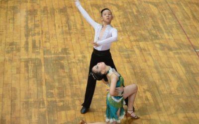109全國各級學校舞蹈運動錦標賽。(記者張達雄攝影)